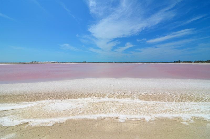 Las Coloradas - Voyage au coeur de la péninsule du Yucatan au Mexique