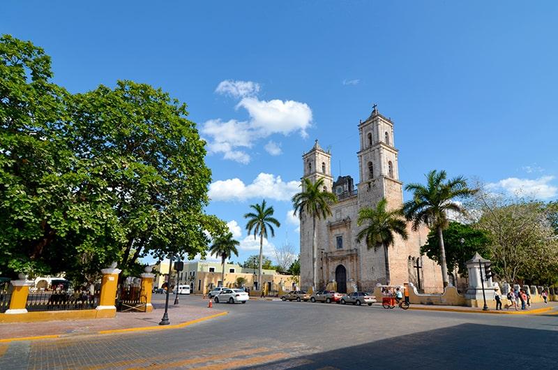 Voyage au coeur de la péninsule du Yucatan au Mexique
