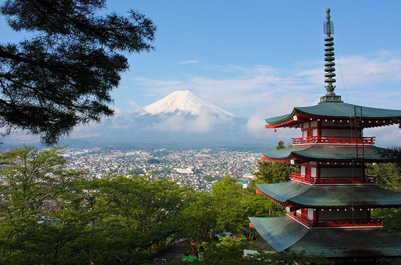 Les destinations à ne pas manquer en Asie - Japon
