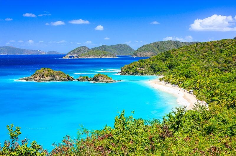 Saint Barthélemy - La mer des Caraïbes et ses destinations de rêve