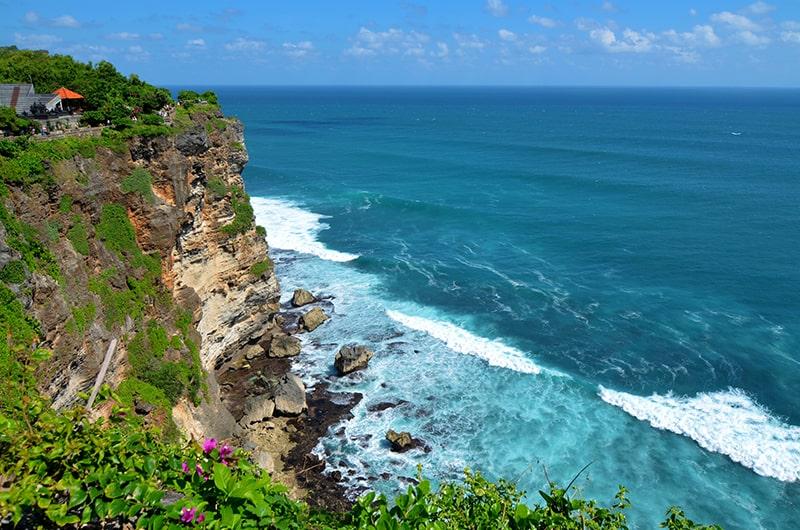 Top 5 des destinations en Indonésie - Uluwatu