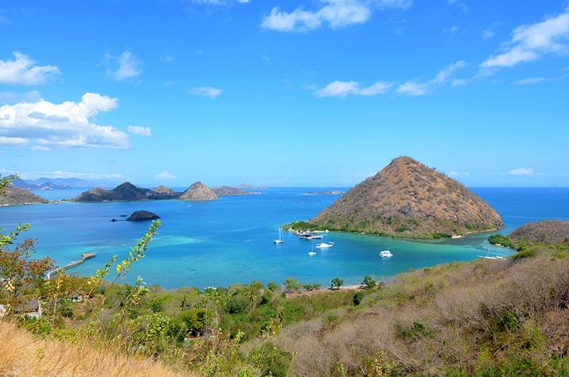 L'île de Flores en Indonésie