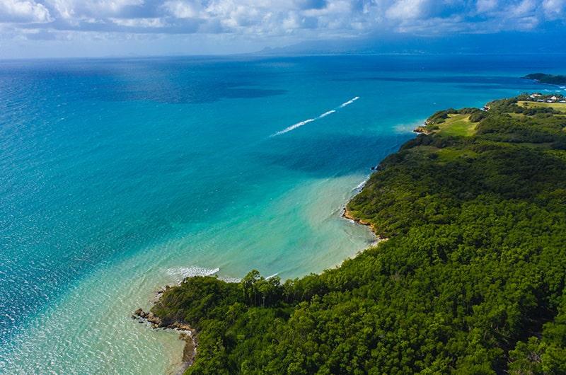 La Guadeloupe - La mer des Caraïbes et ses destinations de rêve