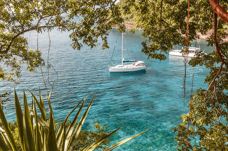 La Martinique - La mer des Caraïbes et ses destinations de rêve