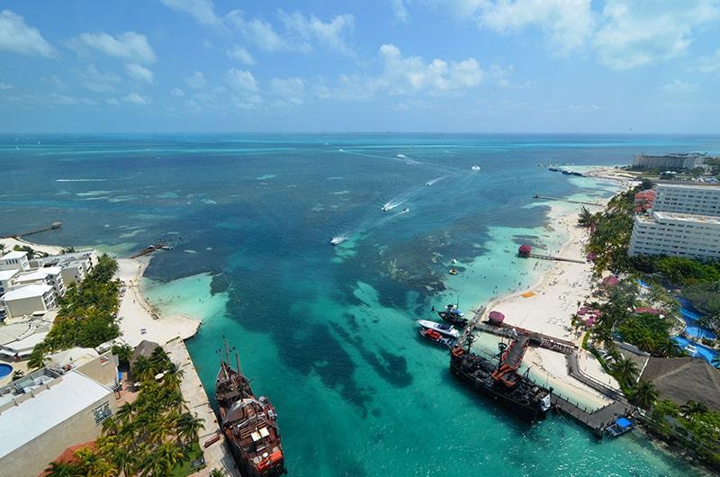 La Riviera maya - La mer des Caraïbes et ses destinations de rêve
