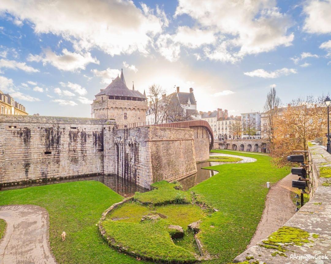 Visitez le château des ducs de Bretagne à Nantes