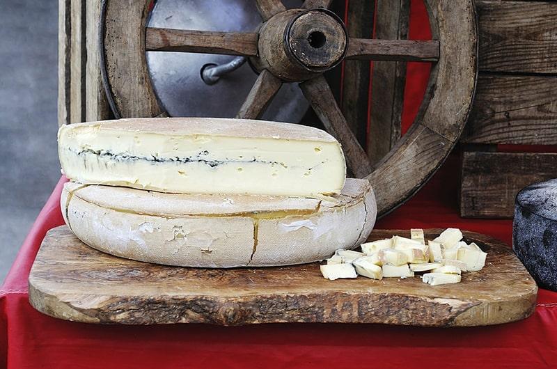 Fromage morbier du Jura