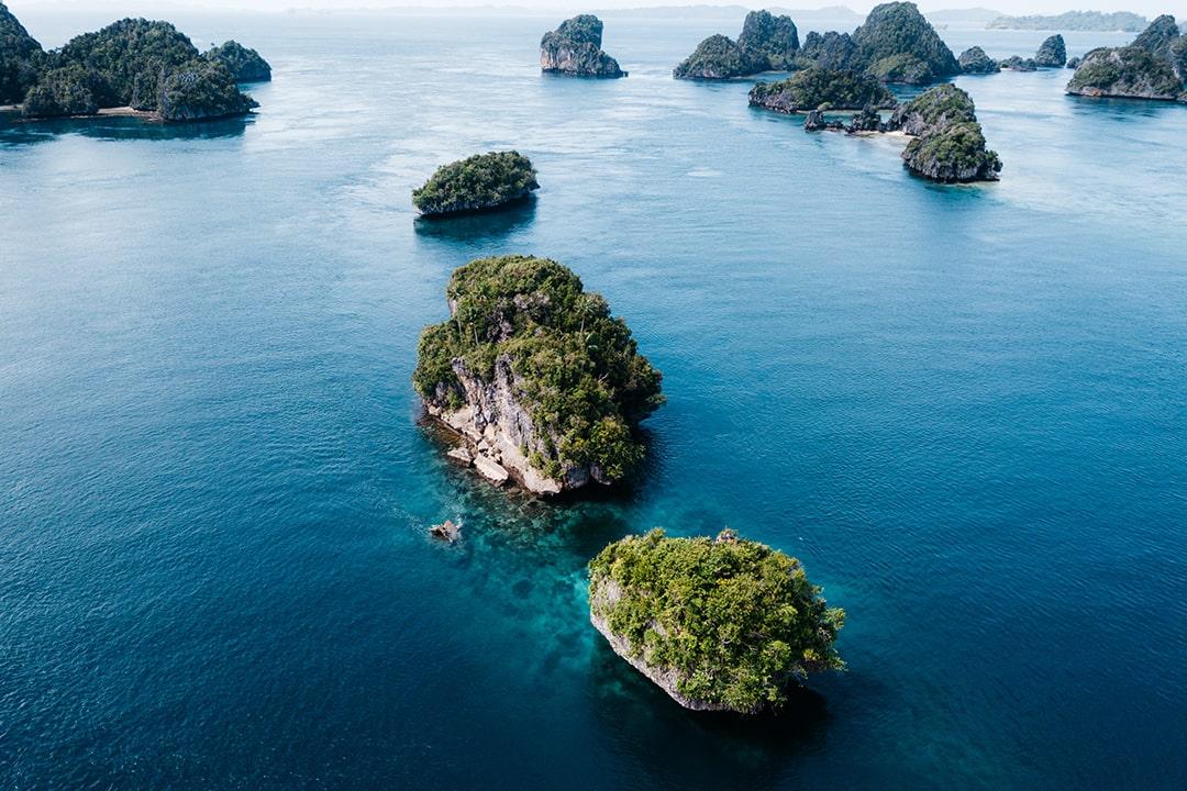 Sites de plongée et de snorkeling en Indonésie