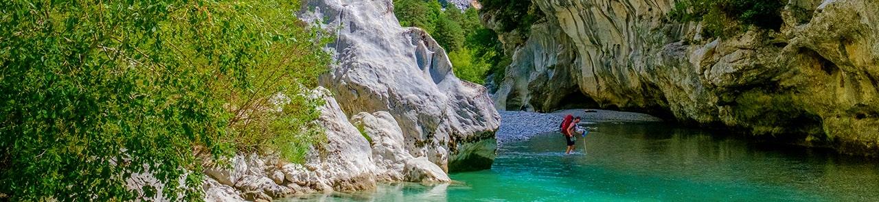 Zoom sur le parc naturel régional du Verdon : un lieu de plein air extraordinaire