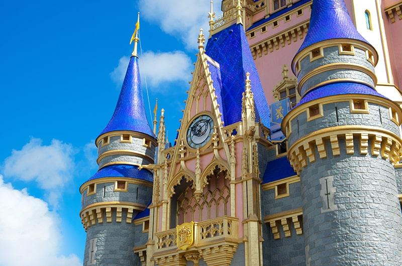 Les meilleures destinations à visiter en Californie = Walt Disney World