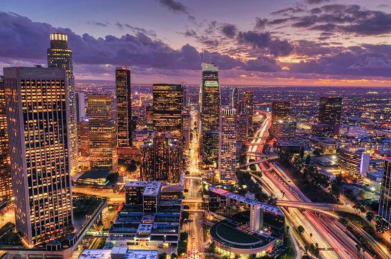 Los Angeles, l'une des meilleures destinations à visiter en Californie