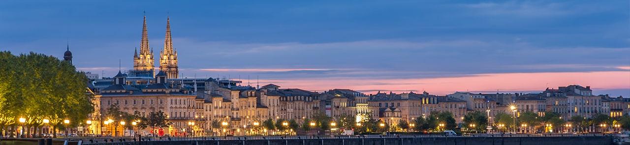 Découvrez Bordeaux et sa région autrement avec votre chauffeur privé VTC