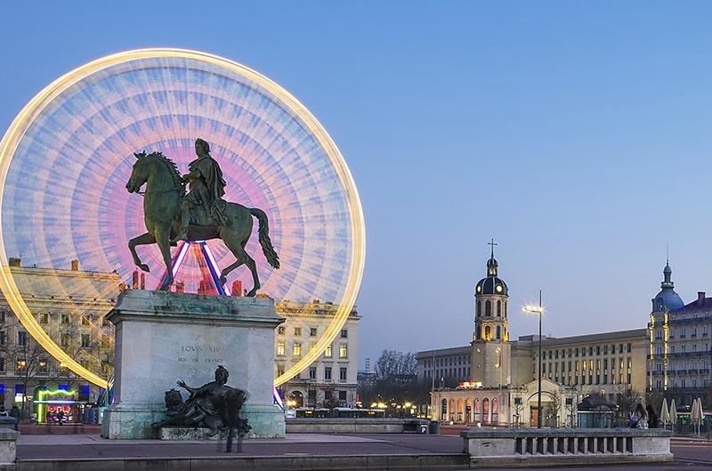Lyon, une ville française à découvrir lors de votre séjour en France