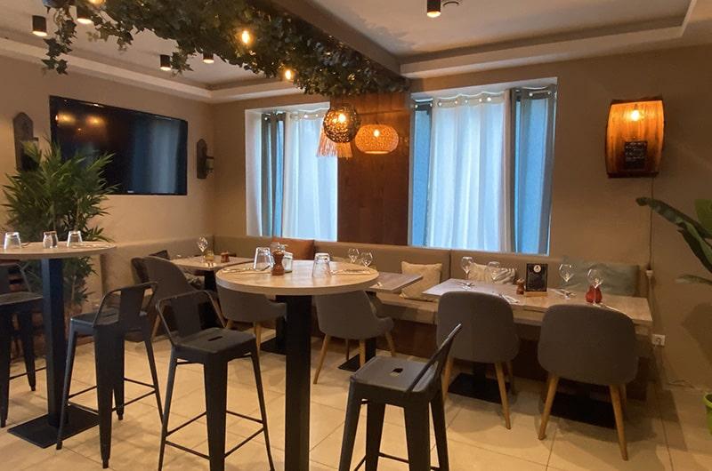 Organisez votre événement au restaurant L'Agora à Cagnes-sur-Mer